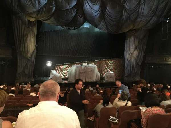 Majestic Theatre, section: Orchestra R, row: N, seat: 2