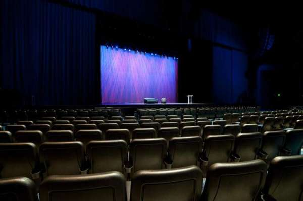 Microsoft Theater, section: Orchestra Center Left, row: F, seat: 413