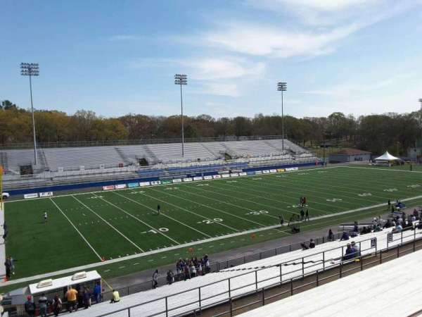 Braly Stadium, section: A, row: 31, seat: 1