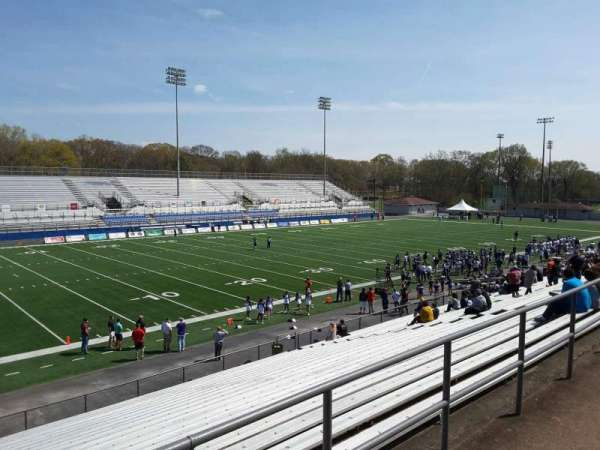 Braly Stadium, section: A, row: 21, seat: 1