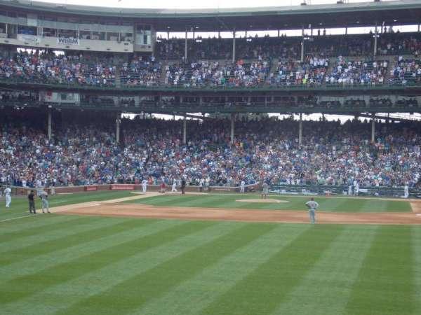 Wrigley Field, section: 315, row: 1, seat: 1