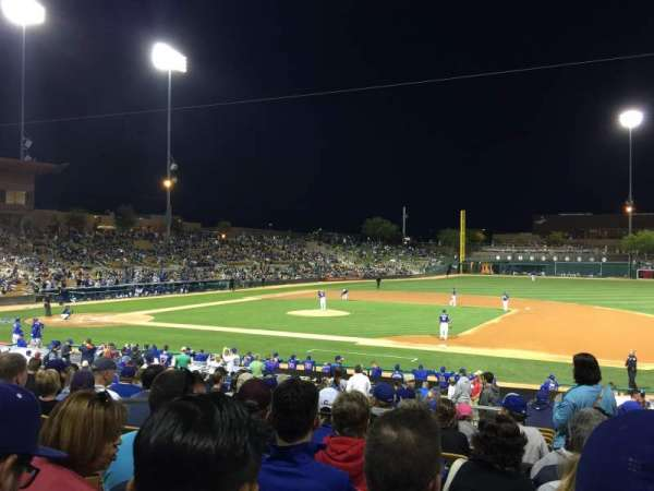 Camelback Ranch, section: 106, row: 15, seat: 7