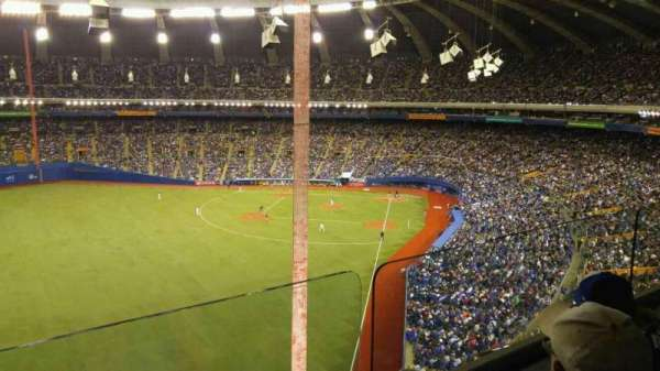 Olympic Stadium, Montreal, section: 442, row: BB, seat: 1