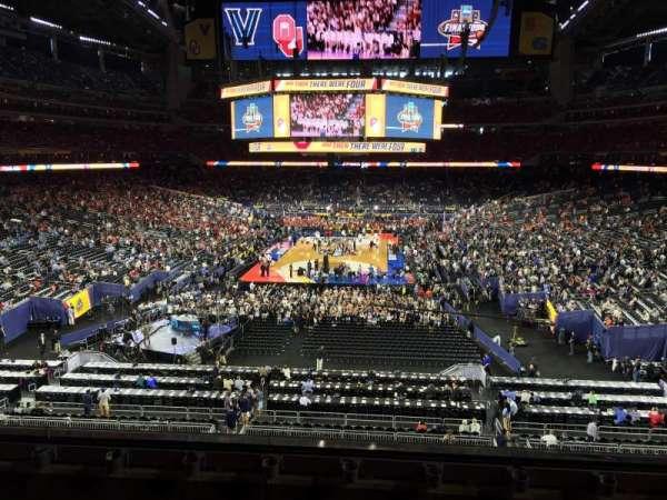 NRG Stadium, section: 323, row: D, seat: 11