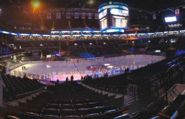 Barclays Center, section: 126, row: 4, seat: 4