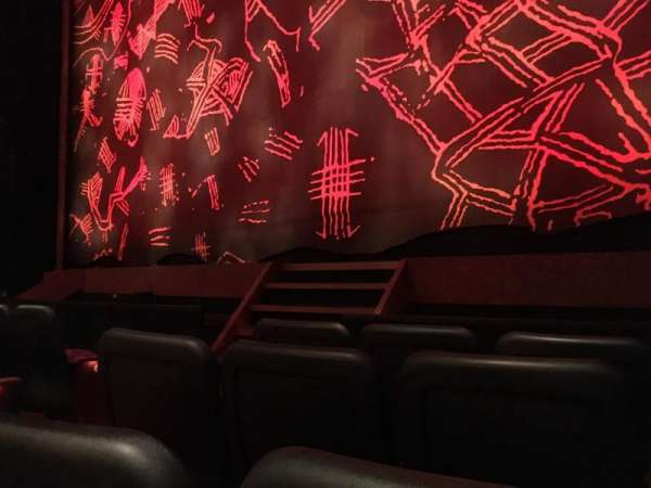 Minskoff Theatre, section: Orchestra R, row: D, seat: 6