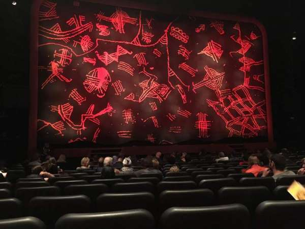 Minskoff Theatre, section: Orchestra C, row: M, seat: 115