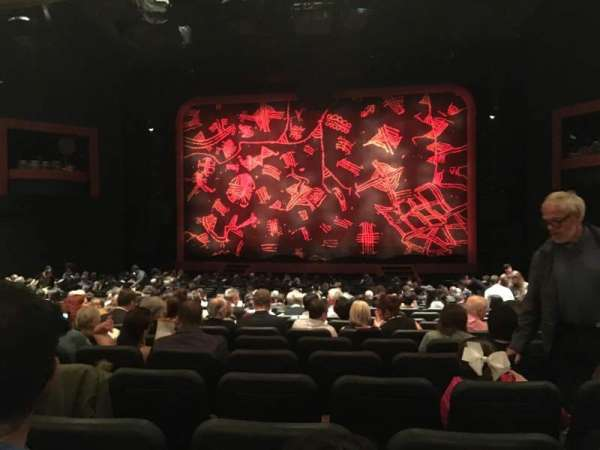 Minskoff Theatre, section: Orchestra C, row: Y, seat: 123