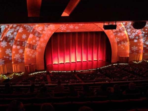 Radio City Music Hall, section: 2nd Mezzanine 6, row: J, seat: 607