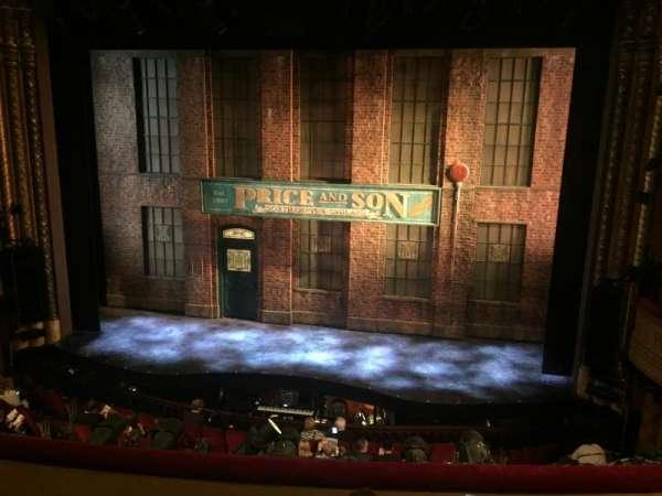 Al Hirschfeld Theatre, section: Mezzanine C, row: D, seat: 101