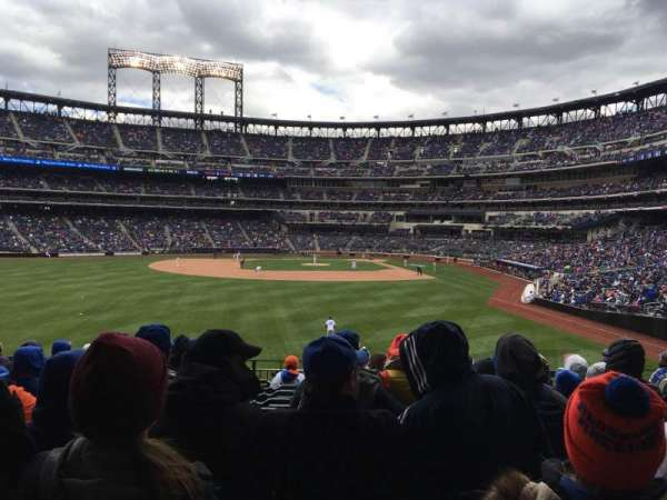 Citi Field, section: 135, row: 11, seat: 5