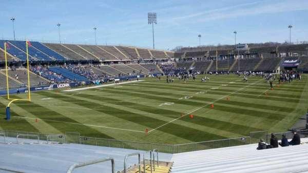 Rentschler Field, section: 135, row: 21, seat: 25