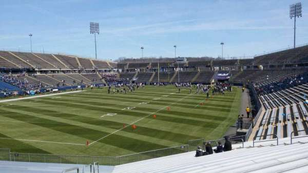 Rentschler Field, section: 134, row: 21, seat: 26