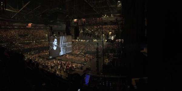 John Paul Jones Arena, section: 301, row: D, seat: 5