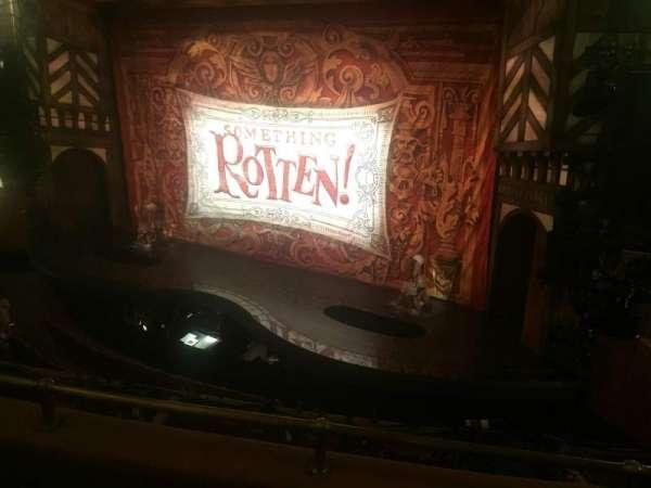 St. James Theatre, section: Mezzanine R