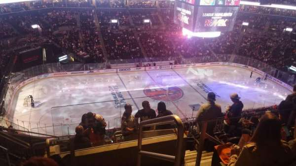 Barclays Center, section: 227, row: 10, seat: 1