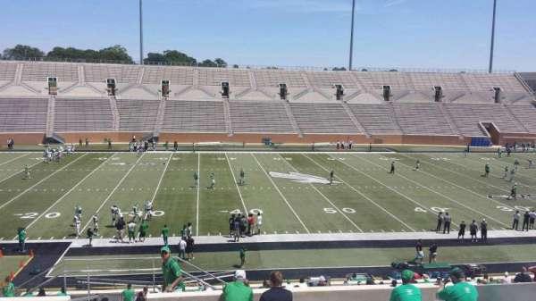 Apogee Stadium, section: 207, row: 10, seat: 27