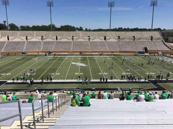 Apogee Stadium, section: 206, row: 22, seat: 26