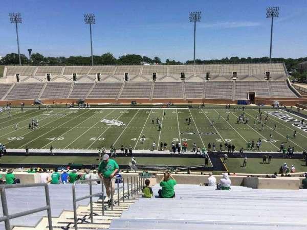 Apogee Stadium, section: 205, row: 20, seat: 25