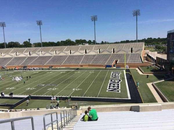 Apogee Stadium, section: 202, row: 20, seat: 26
