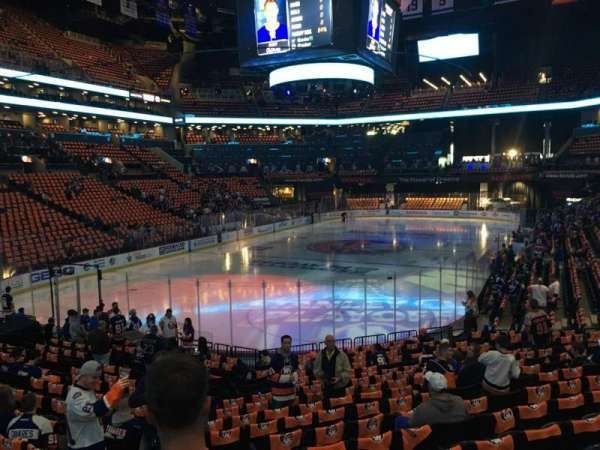 Barclays Center, section: 13, row: 18, seat: 18
