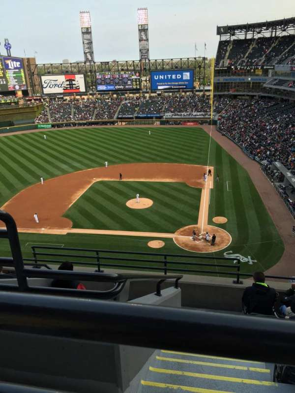 Guaranteed Rate Field, section: 536, row: 7, seat: 14