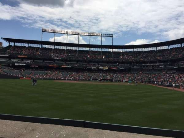 Oriole Park at Camden Yards, section: 78, row: 2, seat: 8