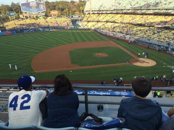 Dodger Stadium, section: 129LG, row: B, seat: 5
