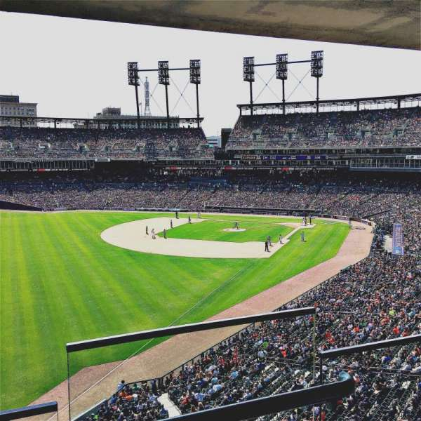 Comerica Park, section: Suite 251