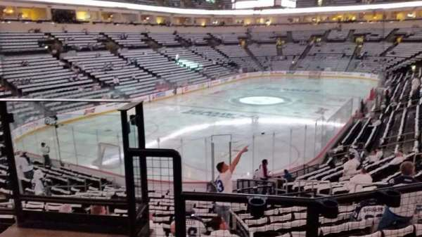Bell MTS Place, section: 223, row: 3, seat: 8