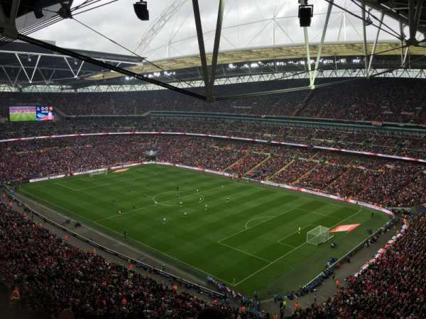 wembley stadium, section: 520, row: 26, seat: 196