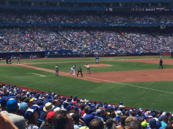 Rogers Centre, section: 113BR, row: 26, seat: 10
