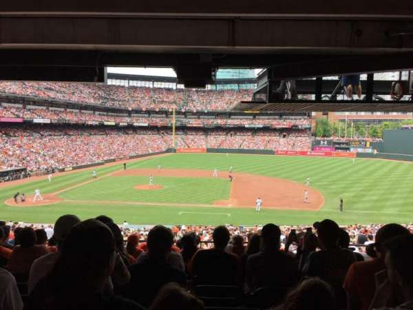 Oriole Park at Camden Yards, section: 19, row: 10, seat: 11