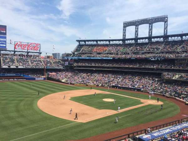 Citi Field, section: 511, row: 2