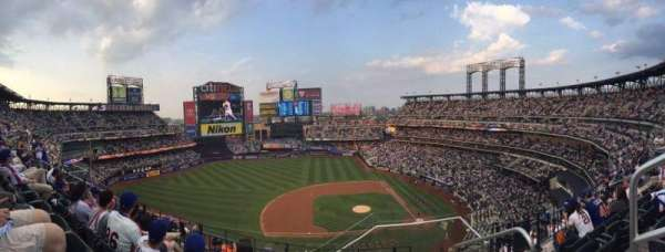 Citi Field, section: 521, row: 4, seat: 2