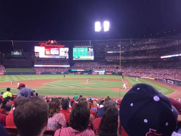 Busch Stadium, section: 154, row: 14, seat: 2