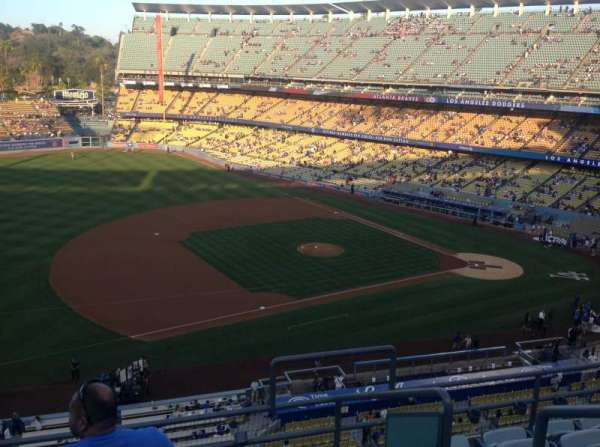 Dodger Stadium, section: 27RS, row: F, seat: 3