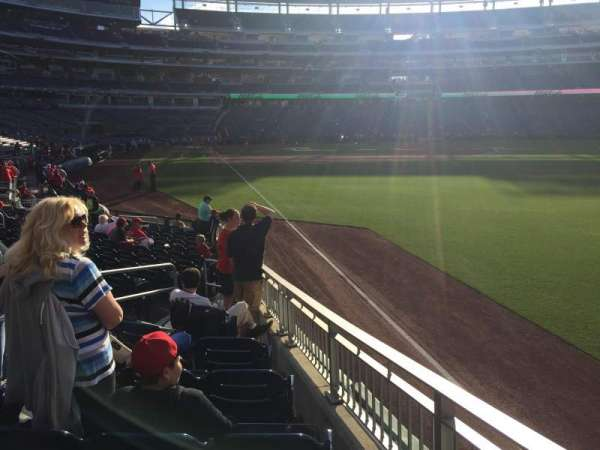 Nationals Park, section: 137, row: T, seat: 22