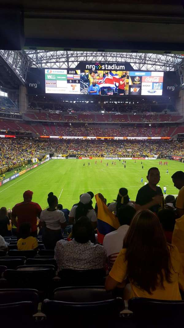 NRG Stadium, section: 118, row: GG, seat: 3
