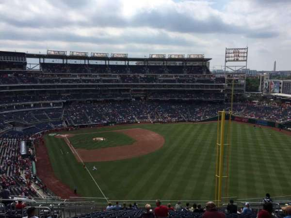 Nationals Park, section: 232, row: X, seat: 12