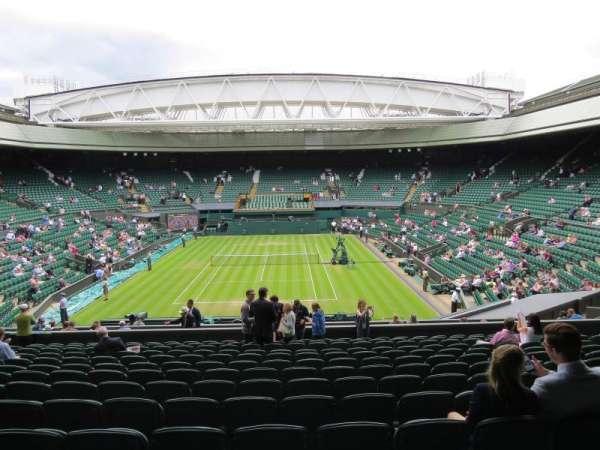 Wimbledon, Centre Court, section: 309, row: N, seat: 178