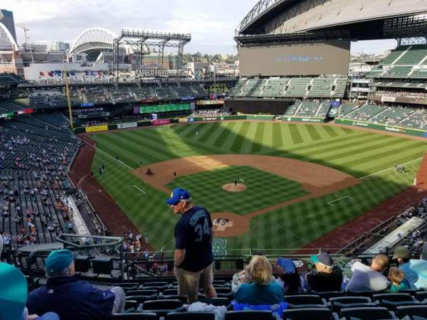T-Mobile Park, section: 329, row: 7, seat: 13