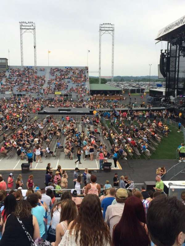 Hershey Park Stadium, section: 25, row: M, seat: 5