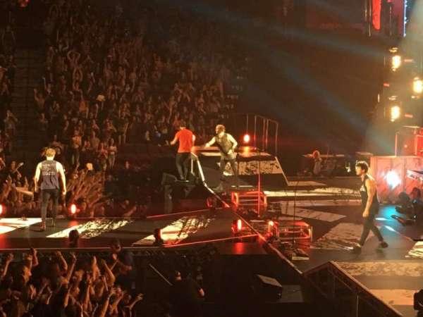 Mohegan Sun Arena, section: 14, row: P, seat: 16