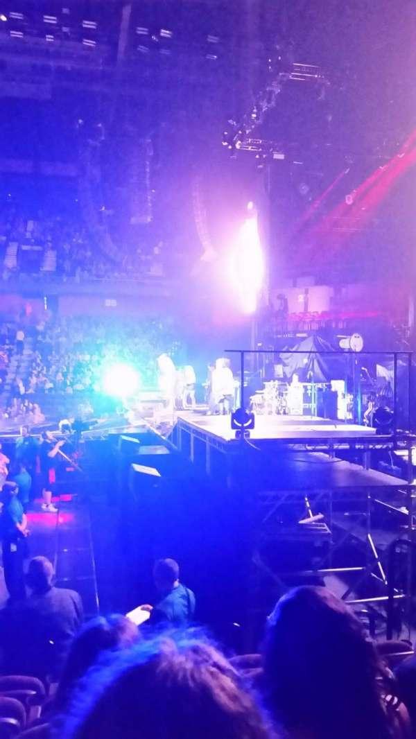 Mohegan Sun Arena, section: 14, row: E, seat: 5