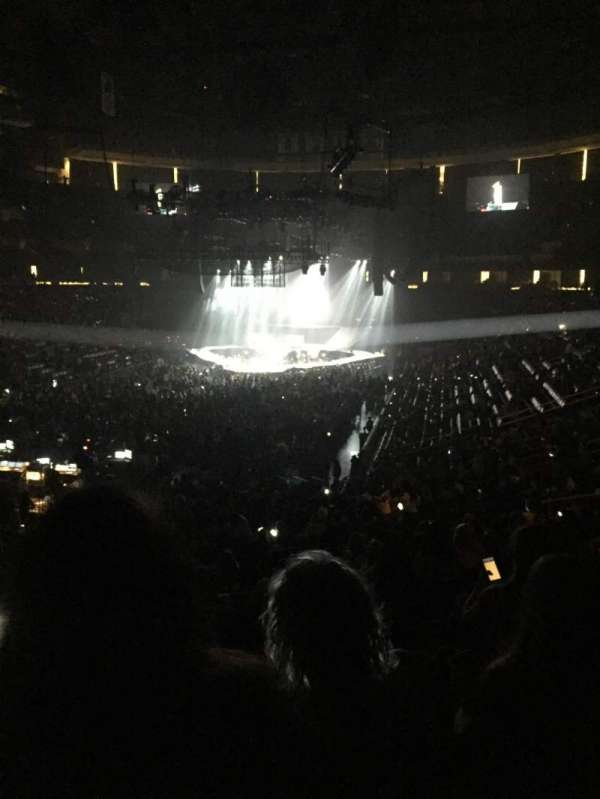 Prudential Center, section: 4, row: 20, seat: 20