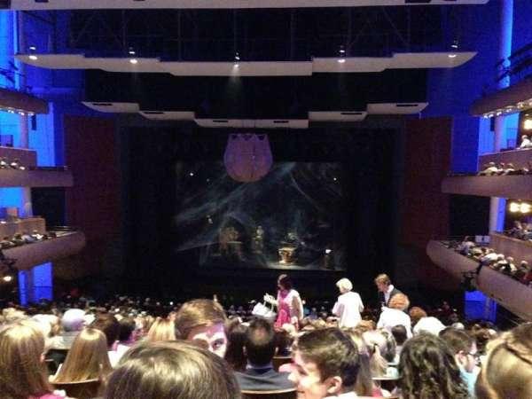 DeVos Performance Hall, section: Mezzanine, row: L, seat: 19