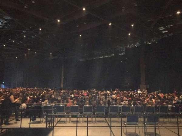 WaMu Theater, section: AA, row: 1, seat: 10