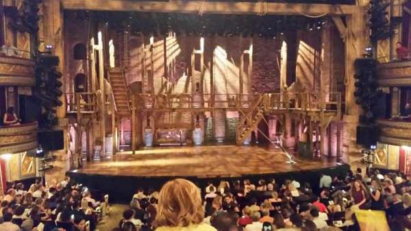 Richard Rodgers Theatre, section: Orchestra C, row: Q, seat: 111