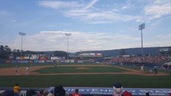 FirstEnergy Stadium (Reading), section: Box 9, row: 11, seat: 10